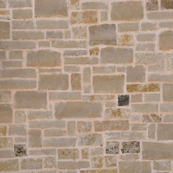 Lueders Buff Ledge Stone